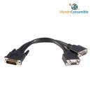 Cable Vga 1Xhd15M - 2Xhd15H 2 Metros