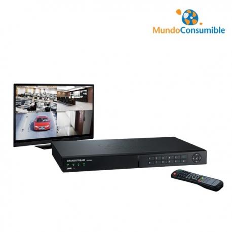 GRANDSTREAM GRABADOR GVR3550 12/24 CANALES HDMI