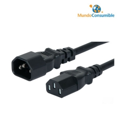 Cable Alimentacion Red Cpu-Monitor 2M.