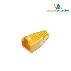 PROTECTOR RJ45. AMARILLO (PACK 15)