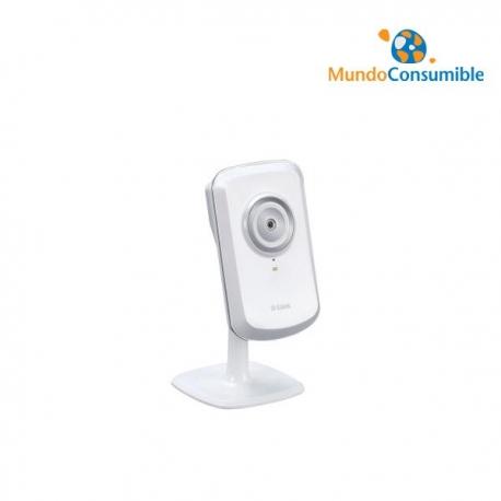 D-LINK DCS-930L CAMARA IP WIFI N - VISUALIZA DESDE IPHONE / ANDROID - WPS MYDLINK