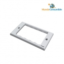 Vision Panel Frontal Superficie 2 Cajas