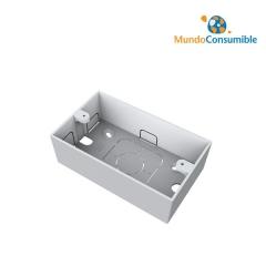 Vision Caja Montaje Superficie De Dos Cajas