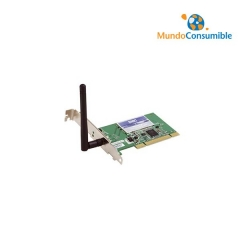 ADAPTADOR WIRELESS SMC 108 MBPS PCI CARD