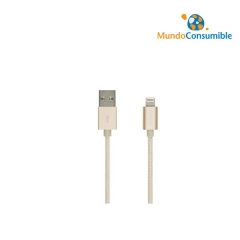 CABLE USB 2.0 5 X 1 APPLE+MICRO USB + MINI USB + LIGHTNING