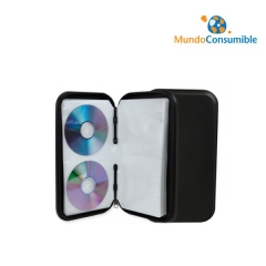 Archivador Wallet 48 Cd Negro