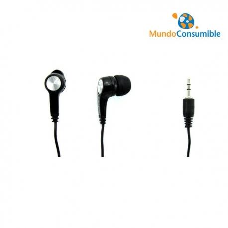 AURICULARES PARA MP3 CLAVIJA DE 2.5mm