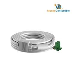 Cable Vga Vision 5 Metros 1Xvga - Conector Fenix Vga Desmontado