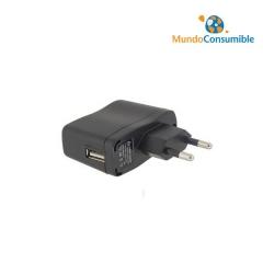 Adaptador De Corriente 500Mah + Pack De Conectores