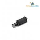 Rodillo Entintador Ir40 Negro Generico (Tinta Ecr 6100-7100)