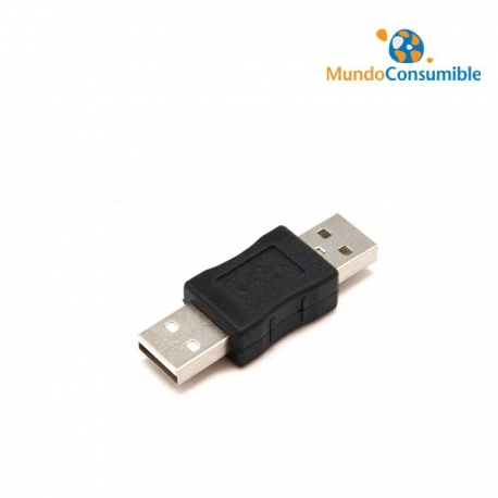 ADAPTADOR USB TIPO B/M - TIPO B/M