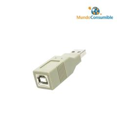 Adaptador Para Cables Usb Salida De Tipo B-H A A-H