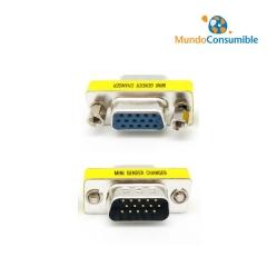 Mini Adaptador Compacto - Hdb15M-Hdb15H