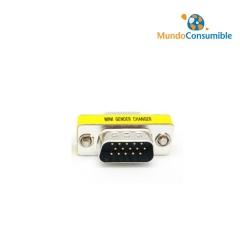 MINI ADAPTADOR COMPACTO - HDB15M/HDB15M