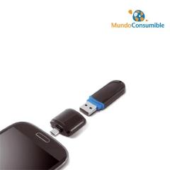 ADAPTADOR USB PARA SMARTPHONE ANDROID 4.0 Y SUPERIORES