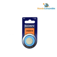 PILA LITIO CR-2016 3V SONY