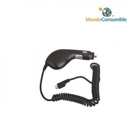 CARGADOR MICRO USB - COCHE - USB ESTANDARIZADO