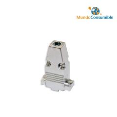 CARCASA PARA VGA METALICO DB9 & HD15