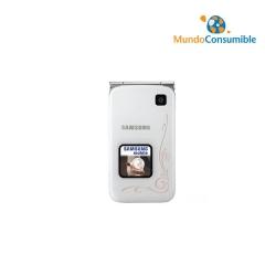 Maqueta Samsung E420 Blanco Chic