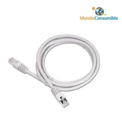 Cable De Red Cruzado Cat.5E Dist.3Mts