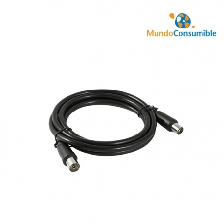 CABLE TV/NEGRO 2.00 M