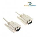 Cable Serie Db9Macho - Db9Macho 1.80 Metros