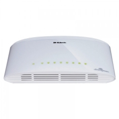 SWITCH 8P D-LINK 10/100/1000 GIGABIT - DGS-1008D