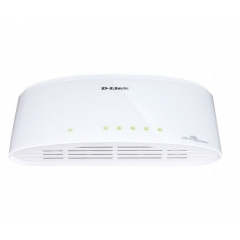 Switch 5P D-Link 10-100-1000 Gigabit - Dgs-1005D