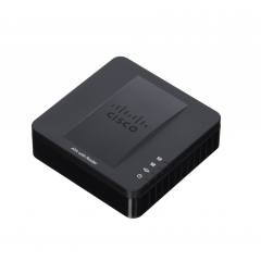 Cisco Smb Spa122 Ata Voip (Funciones De Router) 2 Fxs - Adaptador Telefonico Ata