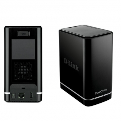 D-LINK DNS-320L NAS CLOUD SHARE CENTER 2X HD 3.5'' GIGABIT DLNA