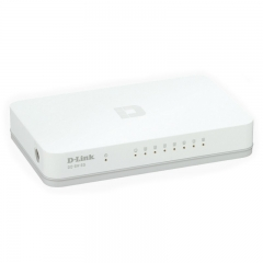 SWITCH 8P D-LINK 10/100/1000 - GO-SW-8G
