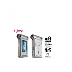 *Videocamara Digital I-Joy V-Cam 368 12Mp 2.5 Lcd