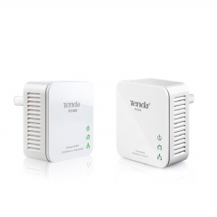 Plc Tenda P200 200Mbps 300M Pack 2 Plug And Play