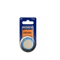 PILA LITIO CR-2450 3V SONY