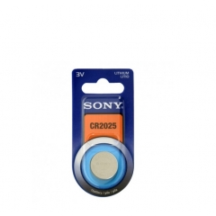 PILA LITIO CR-2025 3V SONY