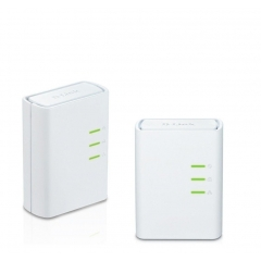 PLC D-LINK AV 500MBPS MINI HD 2XUD Starter Kit