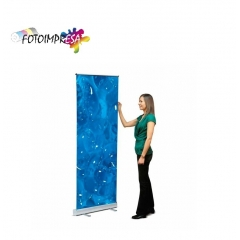 Roll Up Impreso 79X206Cm Plastico Eco + Funda