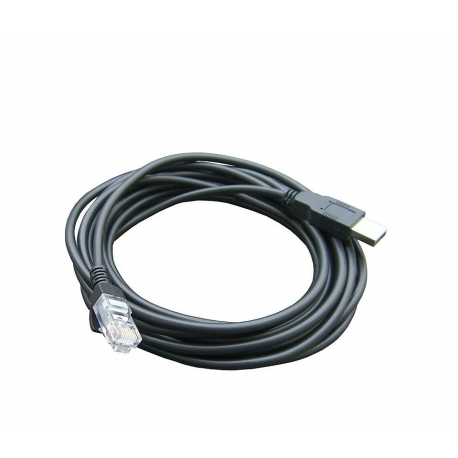 CABLE CONEXION PC ECR 82XX PLUG & PLAY RJ45/USB