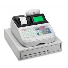 Caja Registradora Olivetti Ecr 8220S Alfanumerica Cajon Grande