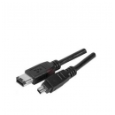 Cable Firewire Ieee 1394 M-M. - 6Pm-4Pm - 1.80 M.