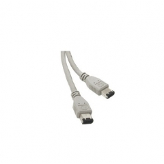 CABLE FIREWIRE IEEE 1394 M/M. - 6PM/6PM - 1.80 M.