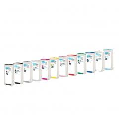 Tinta Hp Designjet Z2100-Z3100 70 Gris
