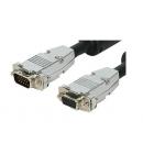 Cable Vga Macho-Macho 20.00 Metros Alta Calidad Conector Desmontable