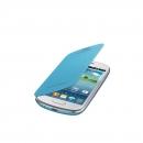 Carcasa Con Tapa Original Samsung Galaxy S3 Mini Azul