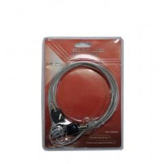 Cable Seguridad Para Portatil Con Llave