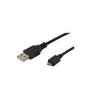 Cable Usb 2.0 Tipo A-Macho - Super Mini B-Macho (4Pines)