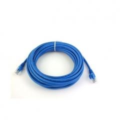Cable De Red Utp Cat. 5E Azul 2.00 Metros