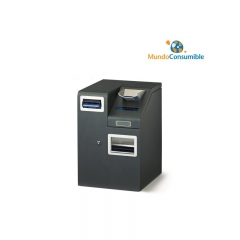 CASHKEEPER CK900 + DETECTOR BILLETES FALSOS + RECAUDACION + WINDOWS