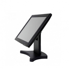 "Monitor Tactil Tm-150 Led - 15""-38.1Cm - 1024X768 - Vga - Usb - 5Ms - 350Cd-M2 - 140º-130º - Vesa 75X75"