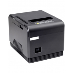 IMPRESORA TICKETS TERMICA ITP-81PLUS USB / ETHERNET / SERIE CORTE AUTOMATICO NEGRA